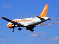 G-EZIT @ EGGP - Easyjet - by Chris Hall