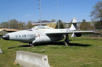53-2463 @ WRB - Museum of Aviation, Robins AFB - by Timothy Aanerud