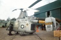 62-4536 @ MHZ - HH-43B Huskie of Det 3 40 ARRW at the 1972 Mildenhall Open Day. - by Peter Nicholson