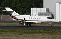 N818MV @ KBFI - KBFI (W/O 07/31//08 Owatonna MN crashed 1 mile short of the runway)