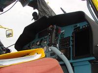 CS-HMK @ LPBR - Kamov´s cockpit, Braga, Portugal - by ze_mikex