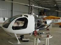 CS-XHF @ LPBR - ROTOR way helicopter based at Braga Portugal - by ze_mikex