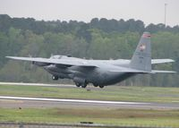 62-1804 @ SHV - C-130 from Arkansas ANG doing touch and goes at the Shreveport regional airport. - by paulp