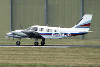 G-BMJO @ EGHH - Piper PA-34-220T at Bournemouth
