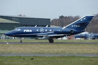 G-FRAL @ EGHH - FRA Falcon 20 at Bournemouth