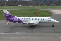 G-MAJM @ EGHI - Eastern BAe 4100 Jetstream at Southampton