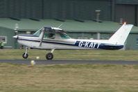 G-KATT @ EGHH - Cessna 152 at Bournemouth