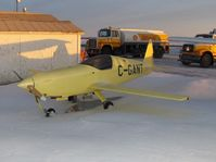 C-GANT @ CYQU - Waiting for the snow to melt? - by twotterdriver