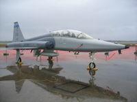 68-8161 @ KPAM - 2009 Tyndall AFB Airshow - by Mark Silvestri