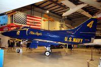 147708 @ LEX - A-4D Skyhawk