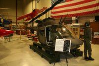 72-21256 @ LEX - Bell OH-58 Kiowa - by Florida Metal