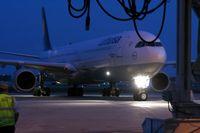 D-AIHM @ MCO - Lufthansa A340-600