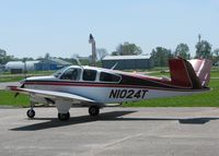 N1024T @ DTN - Parked at the Downtown Airport. - by paulp
