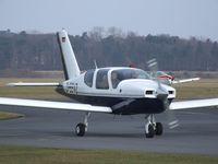 D-EEVZ @ EDKB - SOCATA TB-9 Tampico at Bonn-Hangelar airfield - by Ingo Warnecke