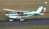 D-EEVM @ EDKB - Cessna F.172M at Bonn-Hangelar airfield - by Ingo Warnecke