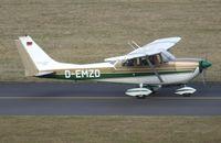 D-EMZD @ EDKB - Cessna FR.172G Reims Rocket at Bonn-Hangelar airfield - by Ingo Warnecke