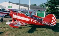 F-AZFH @ LFFQ - Pitts BS-1S at the Meeting Aerien at La-Ferte-Alais, Cerny