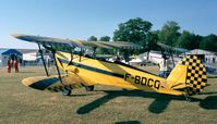 F-BDCQ @ LFFQ - Stampe (Nord) SV-4A at the Meeting Aerien at La-Ferte-Alais, Cerny