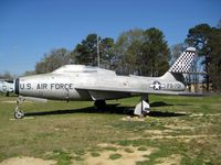52-6701 @ WRB - Museum of Aviation, Robins AFB - by Timothy Aanerud