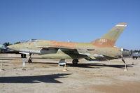 57-5803 @ KRIV - Republic F-105B - by Mark Pasqualino