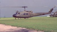 67-19533 @ FTW - U.S Army UH-1 at Meacham Field - by Zane Adams