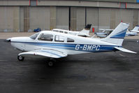 G-BMPC @ EGNX - Piper PA-28-181 at EMA