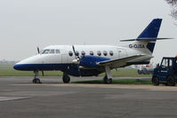 G-OJSA @ EGTC - Jetstream 3102 at Cranfield University