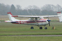 G-AVGU @ EGTC - Cessna 150G at Cranfield