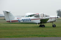 G-BODS @ EGTC - Piper Tomahawk at Cranfield