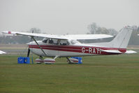 G-RATI @ EGTC - Cessna F172M at Cranfield