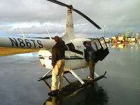 N86TS @ KPTB - Ferry flight from  KPTB to KLHZ - by Michael A. Cluth