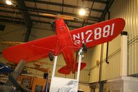 N12881 @ LEX - Heath Aviation CNA-40
