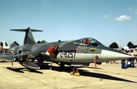 D-8257 @ YEO - F-104G of the Royal Netherlands Air Force at the 1977 RNAS Yeovilton Air Day. - by Peter Nicholson
