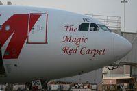 PT-MVC @ MCO - TAM Magic Red Carpet A330-200
