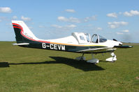 G-CEVM - Technam Sierra  at Hinton-in-the-Hedges