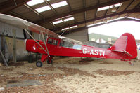 G-ASTI @ EGTN - 1945 Auster at Enstone North