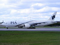 AP-BGK @ EGCC - PIA - by Chris Hall