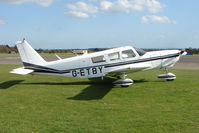 G-ETBY - Piper PA-32-260 at Enstone North