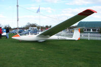 G-KXXI - Glider at Enstone South