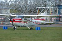 G-BHYP @ EGTK - Cessna F172M at Oxford Kidlington