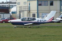 G-BTZP @ EGTK - Socata TB-9 at Oxford Kidlington