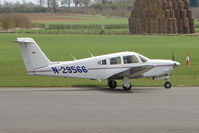 N29566 @ EGBT - Piper at Turweston