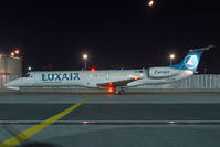 LX-LGV @ VIE - Luxair Embraer 145 - by Yakfreak - VAP