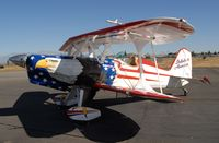 N49HS @ KRAL - Riverside Airshow 2009