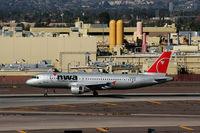 N330NW @ KPHX - A320 - by Dawei Sun