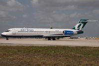 N982AT @ KMIA - Airtran Boeing 717