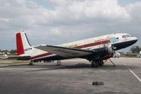 N32TN @ KOPF - Douglas DC3 (C117)