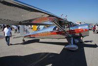 N399LS @ KRAL - Riverside Airshow 2009
