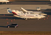 N777MX @ TPA - Cessna 650 in for Superbowl