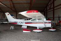D-EMIT @ LOAU - Cessna 182 - by Juergen Postl